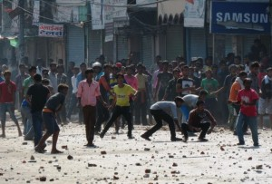 Unrest in Nepal