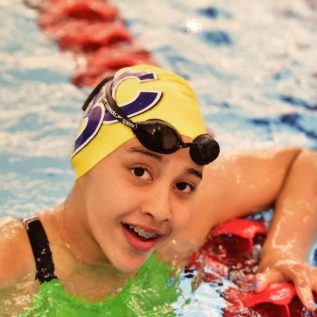 Gaurika-Singh-Swimmer-Nepal