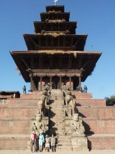 nyatapola-temple